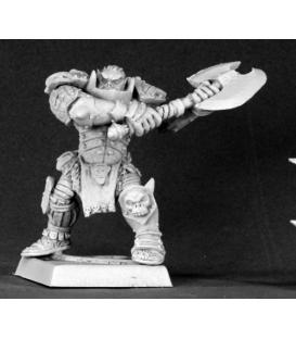 Warlord: Reven - Varaug the Great, Orc Warlord