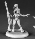 Chronoscope (Alien Worlds): Female Andromedan Hunter