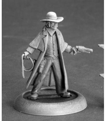 Chronoscope (Wild West): Sherm Whitlock, Cowboy