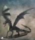 Visions in Fantasy: Black Dragon