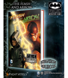 Batman: The Flash & The Arrow Sourcebook (Expansion)