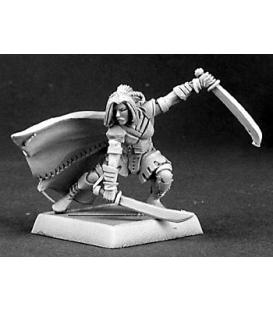 Warlord: Blade Sisters - Saori, Shadow Sister