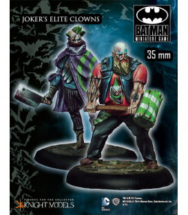 Batman: Joker's Elite Clowns