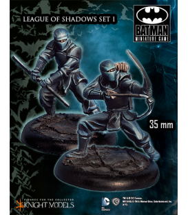 Batman: League of Shadows Set I