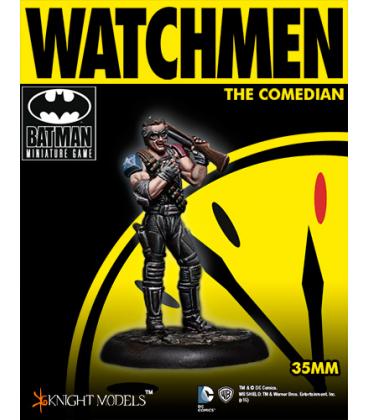 Batman: Watchmen - The Comedian