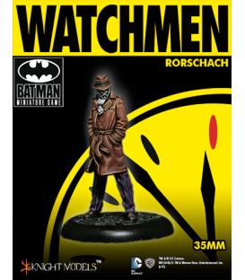 Batman: Watchmen - Rorschach