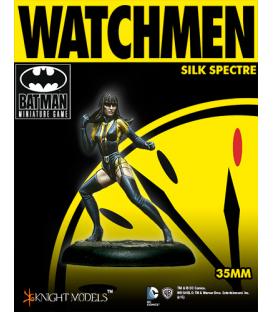 Batman: Watchmen - Silk Spectre