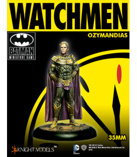 Batman: Watchmen - Ozymandias