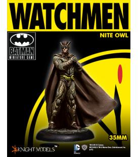 Batman: Watchmen - Nite Owl