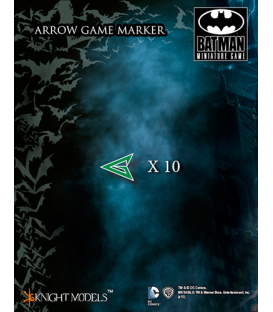 Batman Miniature Game: The Arrow Markers