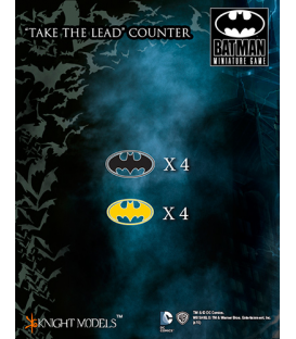 Batman Miniature Game: Take The Lead Counters