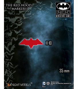 Batman Miniature Game: Red Hood Markers