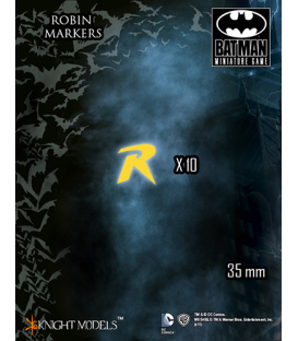 Batman Miniatures Game: Robin Markers