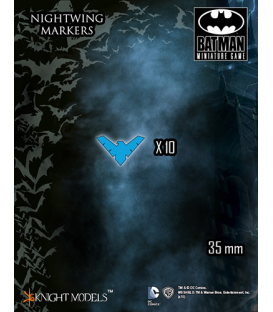 Batman Miniatures Game: Nightwing Markers