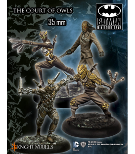 Batman Miniatures: The Court of Owls