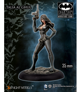Batman Miniatures: Talia Al Ghul - Comic