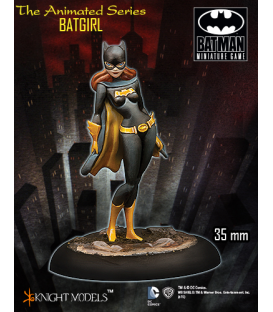 Batman Miniatures: Batgirl - Animated Series