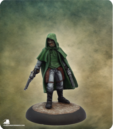 Savage Worlds: Deadlands - Old Pete (painted by Martin Jones)