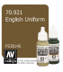 Vallejo Model Color: English Uniform (17ml)