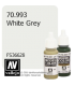 Vallejo Model Color: White Grey (17ml)