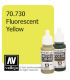 Vallejo Model Color: Fluorescent Yellow (17ml)