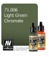 Vallejo Model Air: Light Green Chromate (17ml)