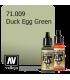 Vallejo Model Air: Duck Egg Green (17ml)