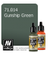 Vallejo Model Air: Gunship Green (17ml)