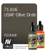 Vallejo Model Air: USAF Olive Drab (17ml)
