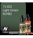 Vallejo Model Air: Light Green RLM82 (17ml)
