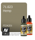 Vallejo Model Air: Hemp (17ml)