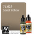Vallejo Model Air: Sand Yellow (17ml)
