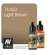 Vallejo Model Air: Light Brown (17ml)