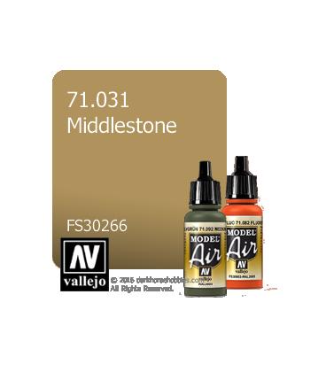 Vallejo Model Air: Middlestone (17ml)