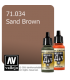 Vallejo Model Air: Sand Brown (17ml)