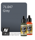 Vallejo Model Air: Grey (17ml)