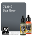 Vallejo Model Air: Sea Grey (17ml)