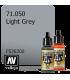 Vallejo Model Air: Light Grey (17ml)
