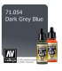 Vallejo Model Air: Dark Grey Blue (17ml)