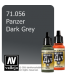 Vallejo Model Air: Panzer Dark Grey (17ml)