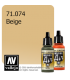 Vallejo Model Air: Beige (17ml)
