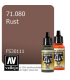 Vallejo Model Air: Rust (17ml)