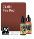 Vallejo Model Air: Fire Red (17ml)