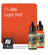 Vallejo Model Air: Light Red (17ml)