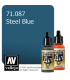 Vallejo Model Air: Steel Blue (17ml)
