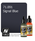 Vallejo Model Air: Signal Blue (17ml)