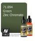 Vallejo Model Air: Green Zinc Chromate (17ml)