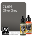 Vallejo Model Air: Olive Grey (17ml)