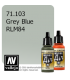 Vallejo Model Air: Grey Blue (17ml)