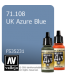 Vallejo Model Air: UK Azure Blue (17ml)